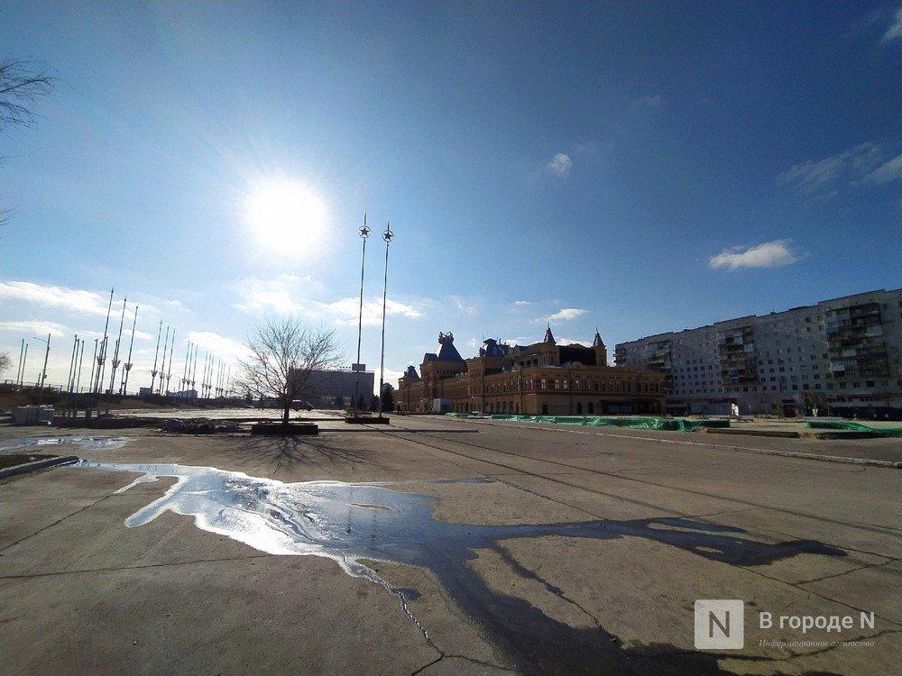 Первый павильон Нижегородской ярмарки превратили в зеркальные кубоиды - фото 4
