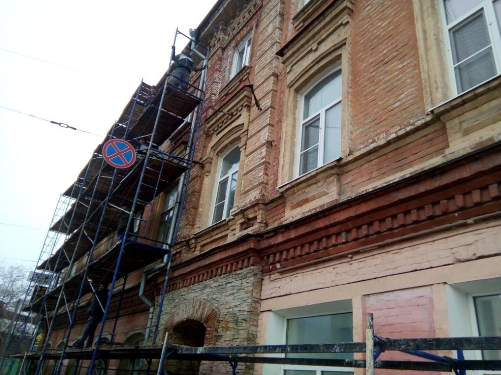 Отделка фасада клинкерной плиткой дома фото