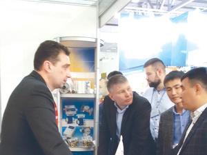 Продукция Арзамасского приборостроительного завода была представлена на XXII Международной выставке AquathermMoscow