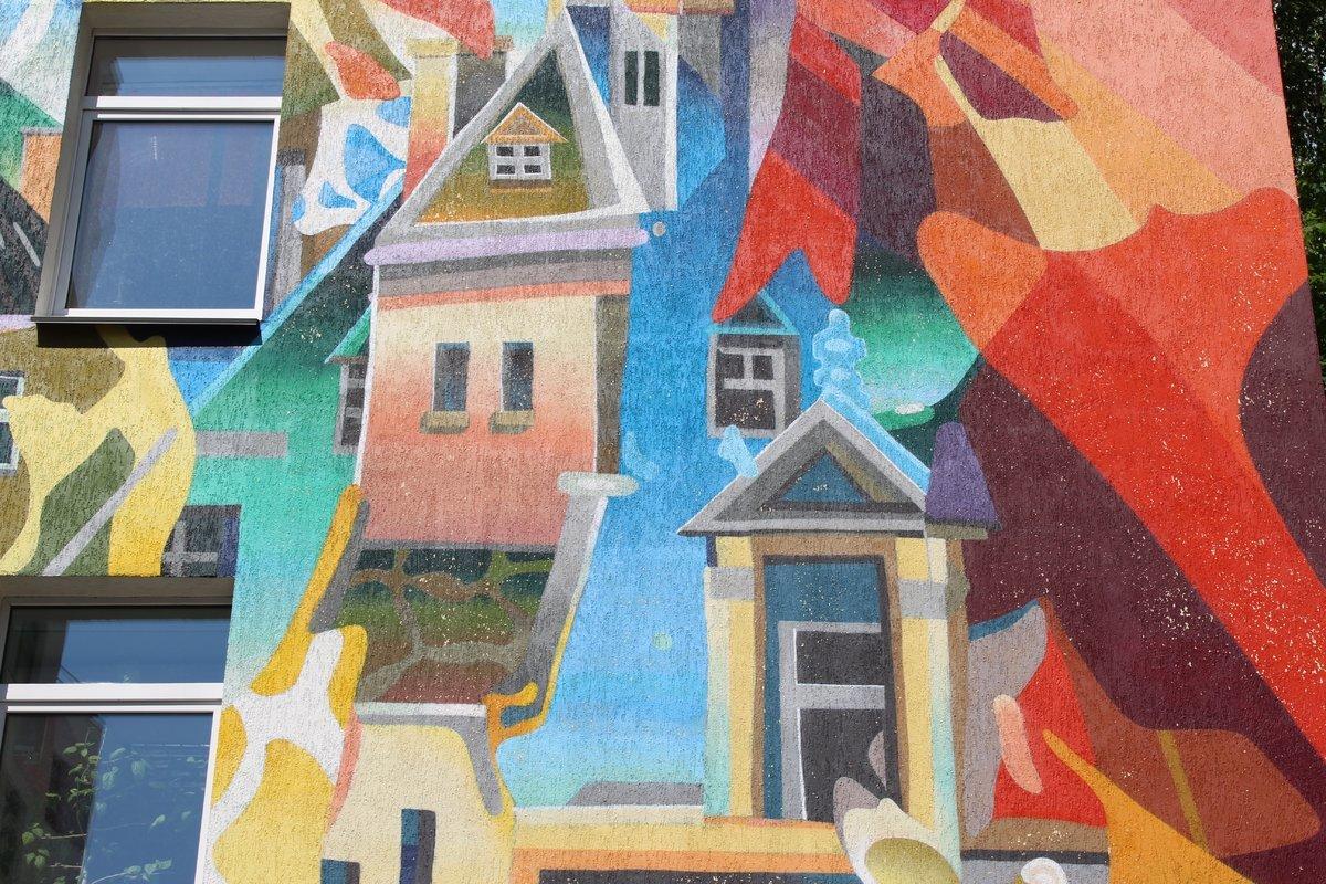 Карту уличных граффити Нижнего Новгорода составили организаторы фестиваля «Место» - фото 1