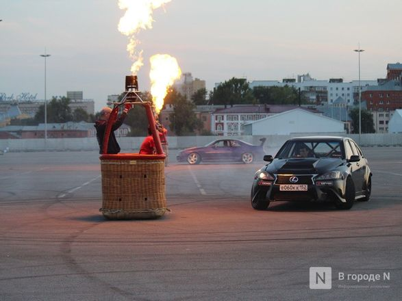 Торжество скорости: в Нижнем Новгороде прошла репетиция «Мотор шоу» - фото 23
