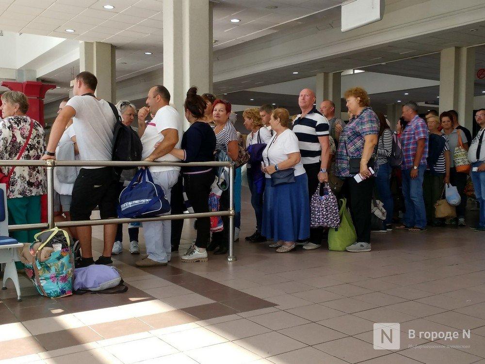 Пассажиры нижегородского аэропорта смогут регистрироваться нарейсы поэлектронным посадочным талонам