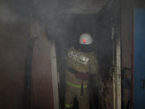Одну жизнь унес пожар в доме в Ковернино - фото 1
