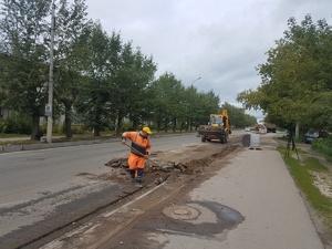 Дорогу на улице Октябрьской в Дзержинске отремонтируют к сентябрю