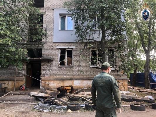 Уголовное дело возбуждено по факту взрыва газа в Сормовском районе - фото 1