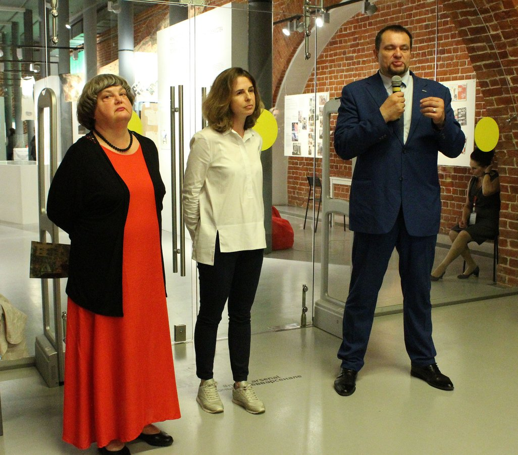 Смертельные горки и платье с мозгом: три новые выставки открылись в нижегородском «Арсенале» в честь его 22-летия - фото 3