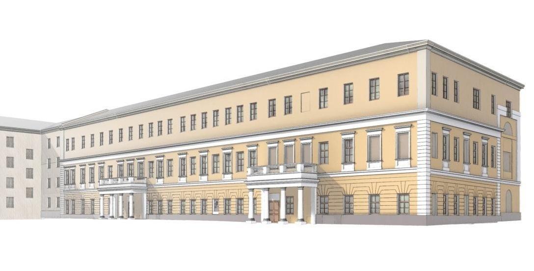 3,2 млн рублей выделено на реставрацию фасадов здания консерватории в Нижнем Новгороде - фото 1
