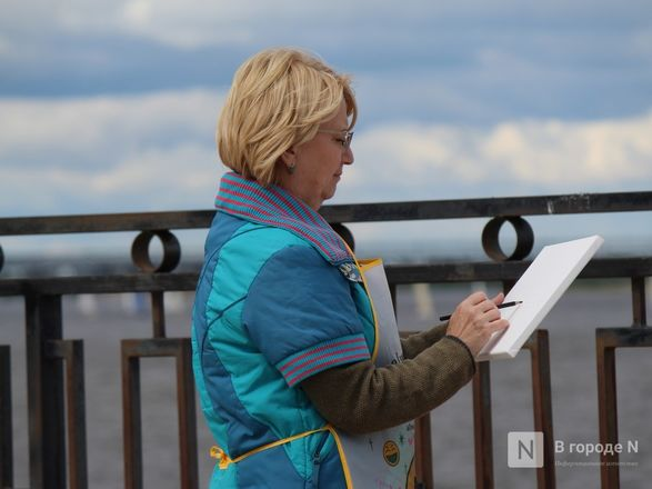 Праздник в пандемию: как Нижний Новгород отметил 799-летие - фото 45