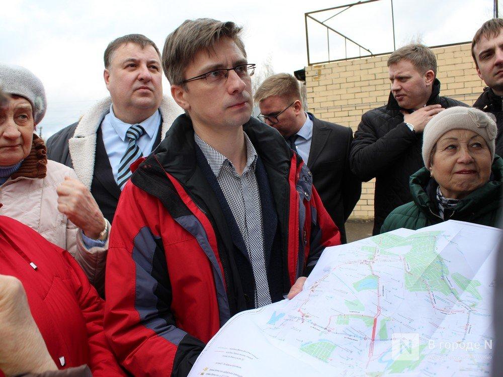 До четырех полос предполагается расширить улицу Станиславского
