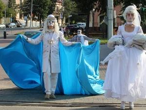 Нижегородский фестиваль «Секреты мастеров» начался с карнавального шествия (ФОТО)