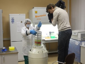 Эффективность экспресс-тестов на коронавирус повышают в нижегородском технопарке «Анкудиновка»