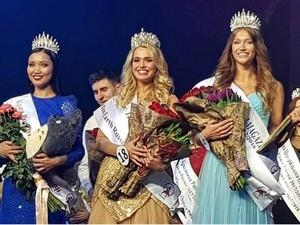 Нижегородка Дарья Картышова победила в конкурсе «Краса России» (ФОТО)