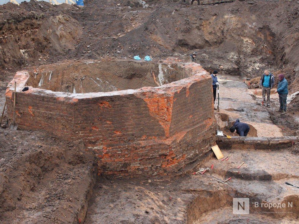 Слои нижегородской истории: что нашли археологи в Кремле - фото 1