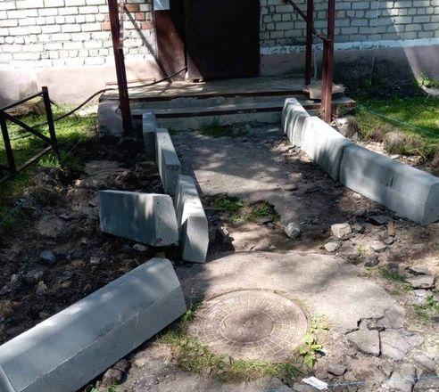 Общественники признали неудовлетворительным благоустройство в Кулебаках - фото 7