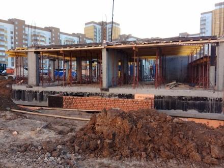 Дошкольные учреждения в Нижнем Новгороде не успевают достроить в срок