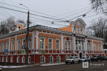 Особняк купца Зайцева отреставрировали в Нижнем Новгороде