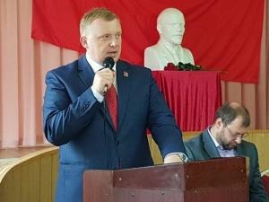 Кандидат в губернаторы Приморья от КПРФ уступил единоросу и объявил голодовку