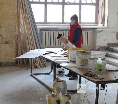 Реставрация Дворца творчества в Нижнем Новгороде выполнена на 10% - фото 16