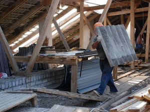 Одну из школ Городца закрыли из-за некачественного ремонта