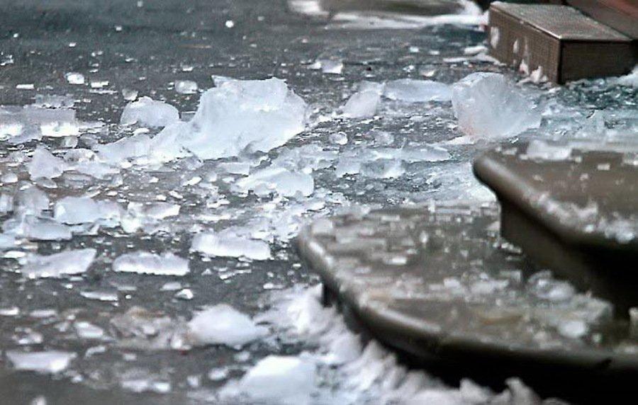 Более 9 тонн реагента пустят на борьбу со льдом на нижегородских дорогах в зимний период 2019–2020 годов - фото 1