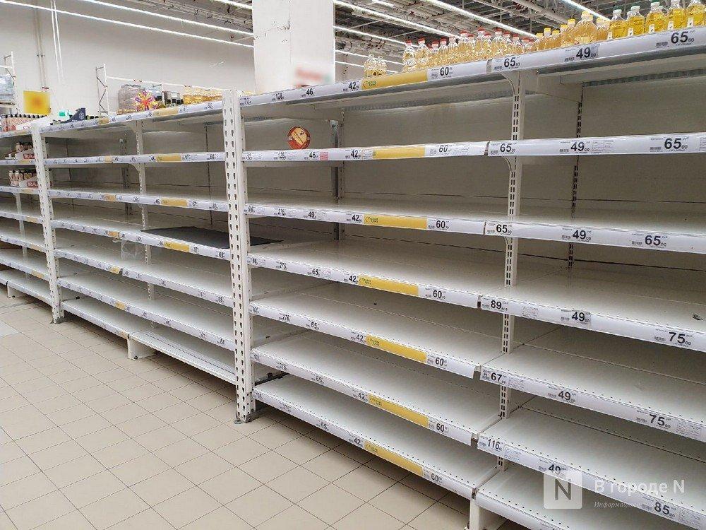 Никитин: «Если скупать гречу в сутки месячными нормами, естественно она закончится» - фото 1