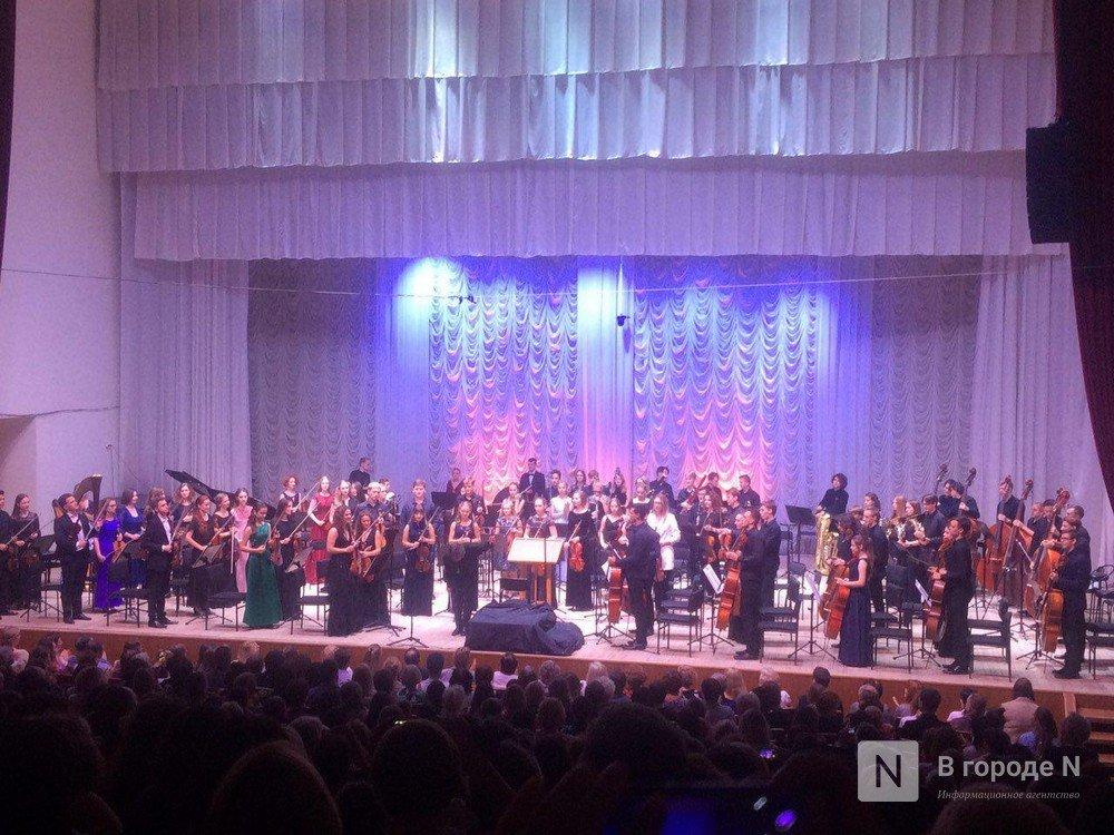 Дирижер Юрий Башмет рассказал, почему нервничал перед концертом в Нижнем Новгороде
