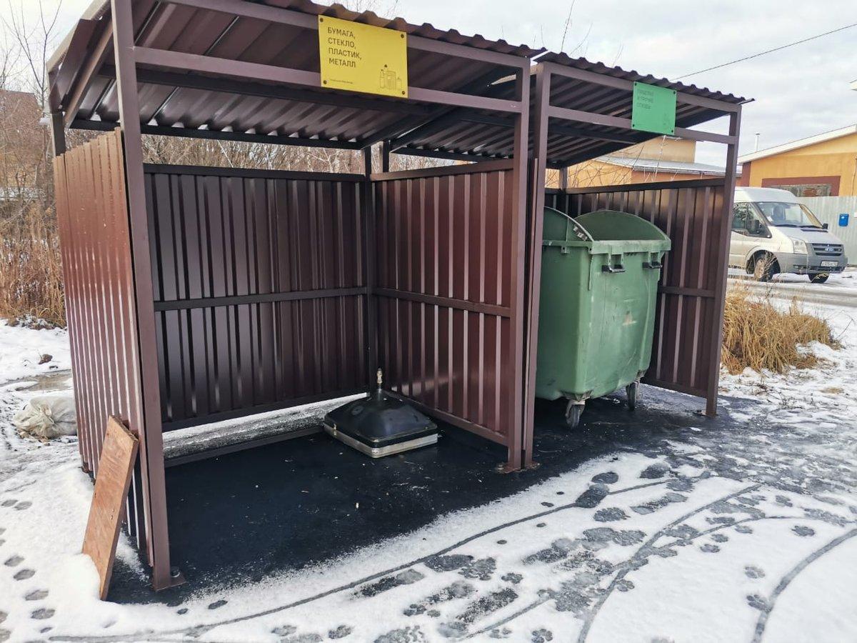 Почти 8000 емкостей для мусора закупит Нижегородская область в 2020 году - фото 1