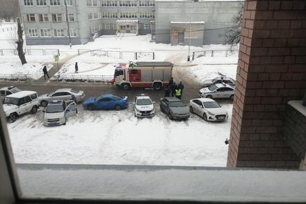 Стрельба у школы №121 в Нижнем Новгороде