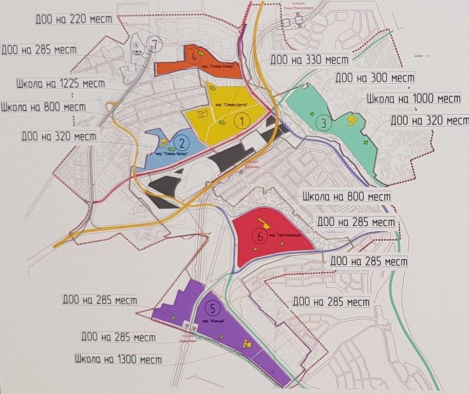 32 детских сада и 10 школ планируется построить в Нижнем Ногвороде - фото 1