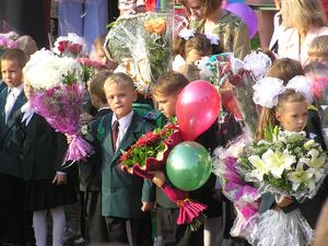 Количество первоклассников выросло в Нижегородской области