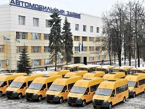 Новогодние каникулы сотрудников ГАЗа в Нижнем Новгороде начнутся с 9 января
