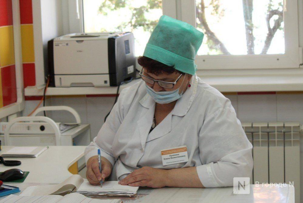 Стало известно, когда возобновят работу нижегородские поликлиники - фото 1