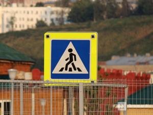 Два дополнительных пешеходных перехода появились в Советском районе