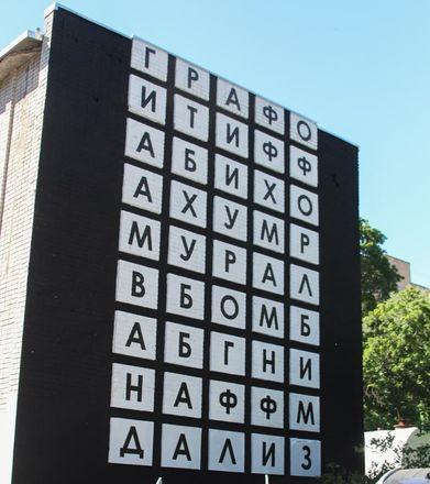 Художники украсили граффити-рисунками фасады АО «Теплоэнерго» - фото 1