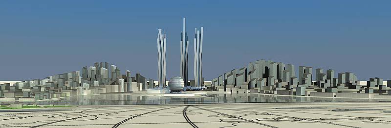 Неслучившийся город: Нижний Новгород, оставшийся в проектах - фото 14