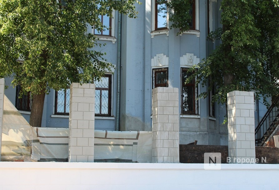 Дело о сносе ограды дома Кабачинского в Нижнем Новгороде дойдет до суда - фото 1