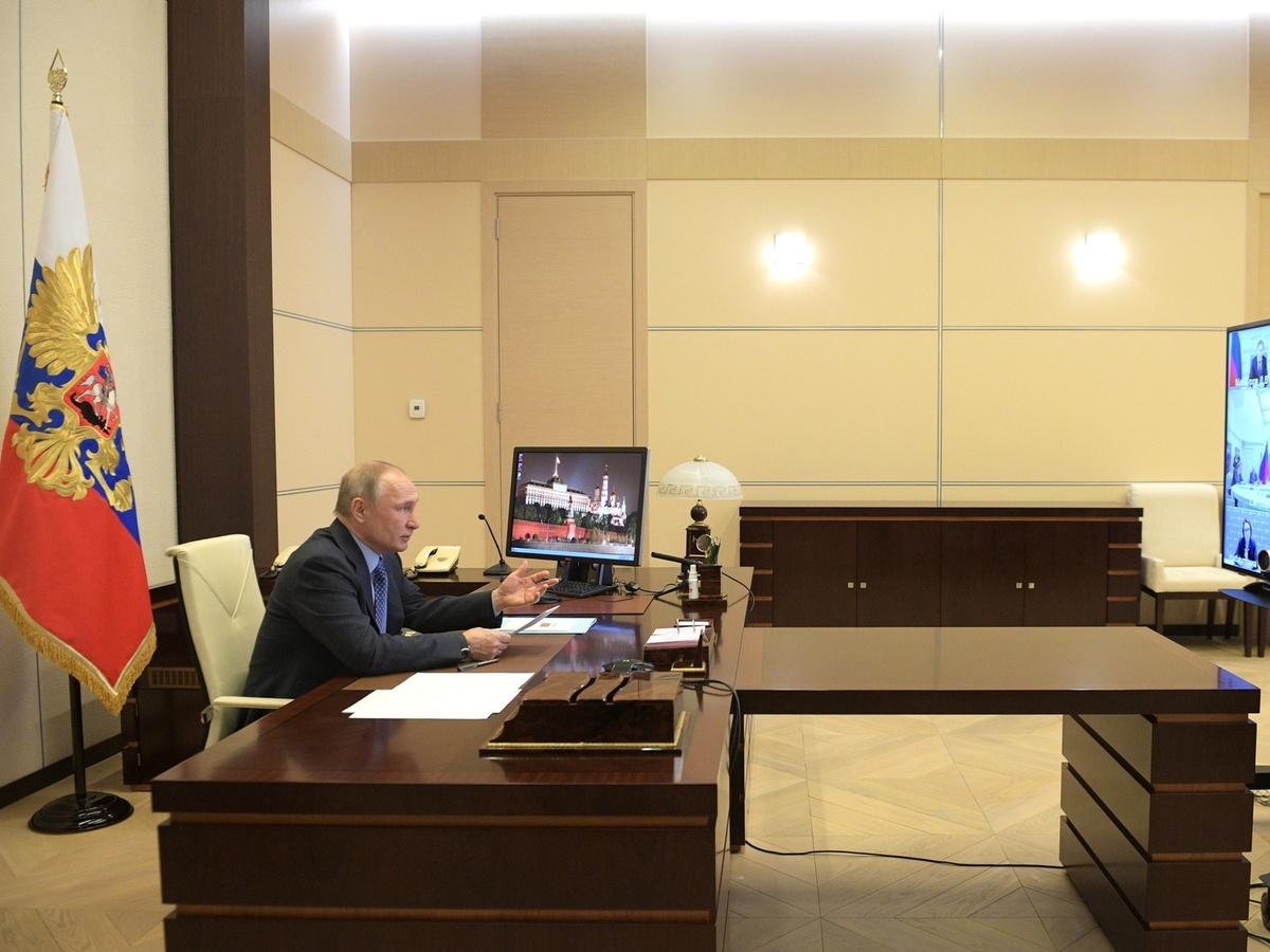 Дополнительную финансовую помощь в 200 млрд рублей обещал регионам Владимир Путин - фото 1