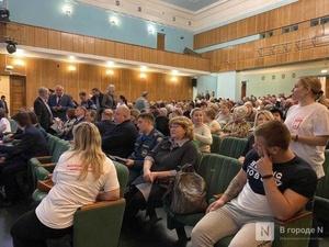 Жители с улицы Дзержинского опасаются выселения из-за строительства нового дома