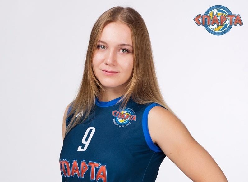 Нижегородская волейболистка Масалева перешла в краснодарское «Динамо» - фото 1