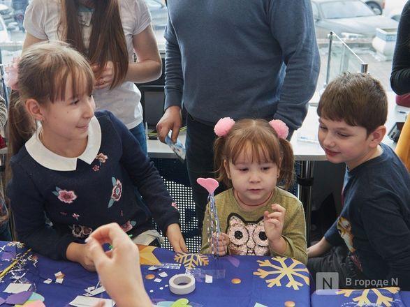 «Луидор» устроил новогоднее гулянье для сотен нижегородцев и их детей - фото 4