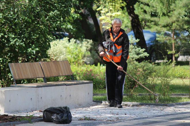Не прошло и года: нижегородские скверы нужно благоустраивать заново - фото 7