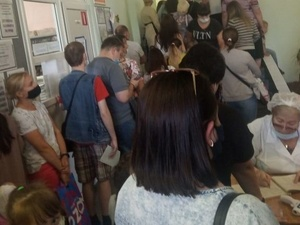 Нижегородский Минздрав разбирается в причинах образования очередей в поликлиниках