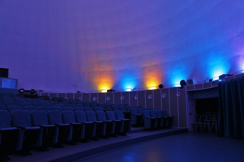 Большой звездный зал Нижегородского планетария закроется на ремонт 10 июня - фото 1