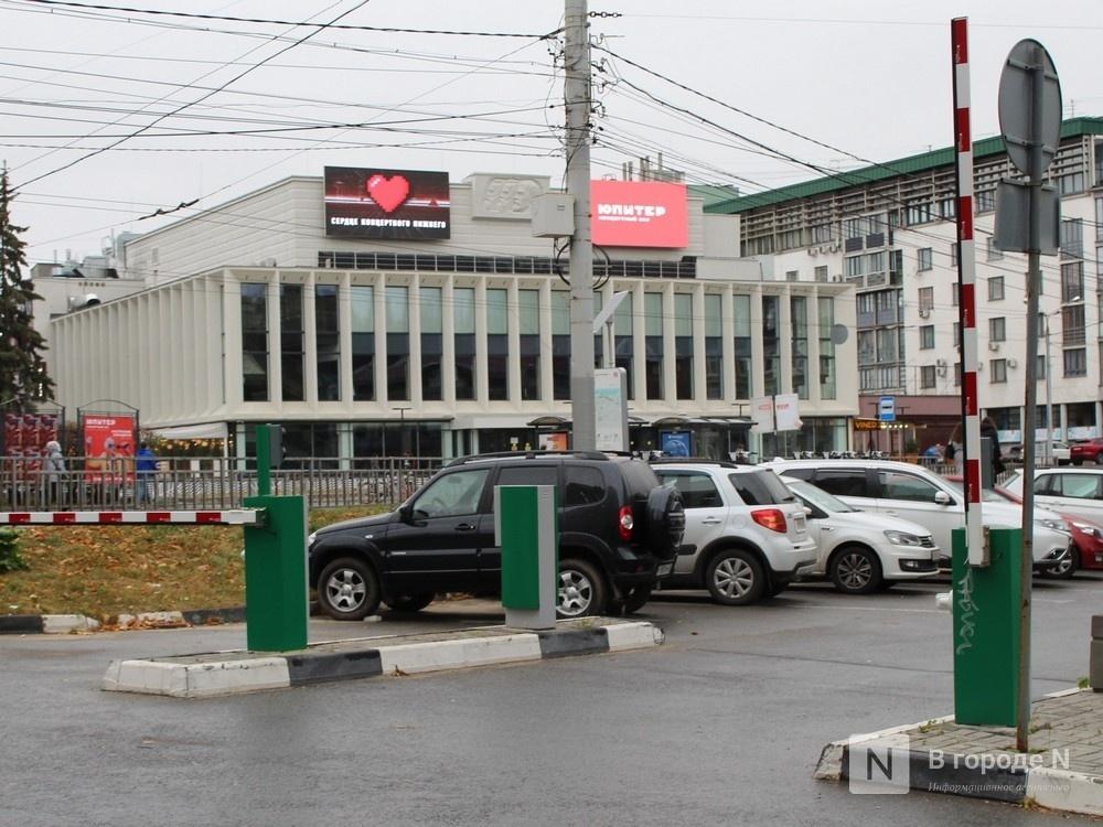 Брать деньги на платных парковках в Нижнем Новгороде в 2021 году не будут  - фото 1