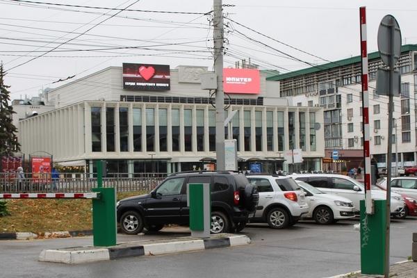 Парковочное пространство: как «безболезненно» сделать центр Нижнего Новгорода платным