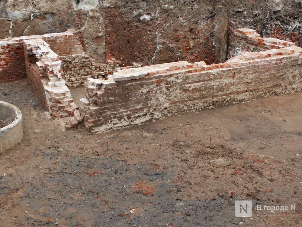 Фундамент Николаевского училища обнаружили на улице Ковалихинской - фото 1