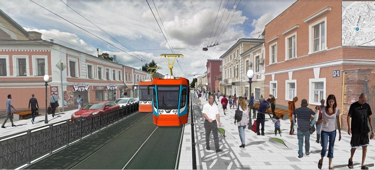 Одностороннее движение для автомобилей хотят ввести на Ильинке - фото 1