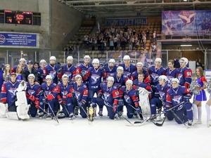 Нижегородская «Чайка» во второй раз стала чемпионом Мемориала Рогова