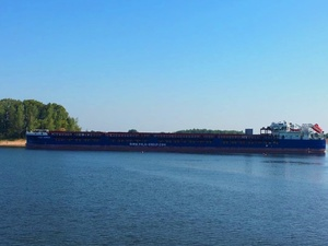 Завод «Красное Сормово» спустит на воду теплоход «Пола Феодосия»