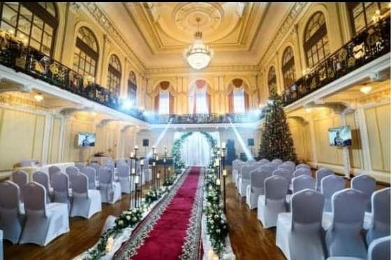 Нижегородцы смогут жениться в ярмарочном павильоне - фото 1
